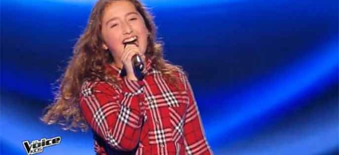 "Replay ""The Voice Kids"" : Lou chante « Highway to Hell » du groupe AC/DC (vidéo)"
