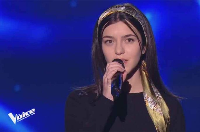 "Replay ""The Voice"" : Laure chante « Run to you » de Whitney Houston (vidéo)"