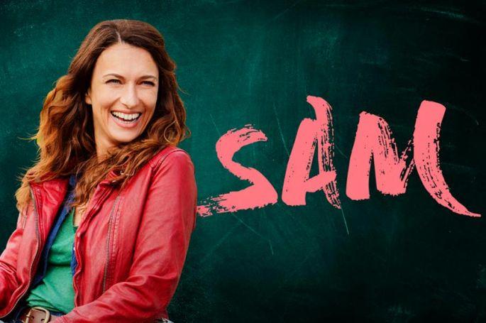 """""""Sam"""" saison 4 sur TF1 : Natacha Lindinger et Fred Testot parlent de l'évolution de leur personnage"""