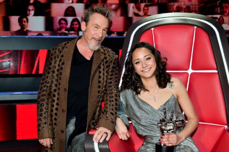 """""""The Voice"""" : la finale suivie par 5,4 millions de téléspectateurs samedi soir sur TF1"""