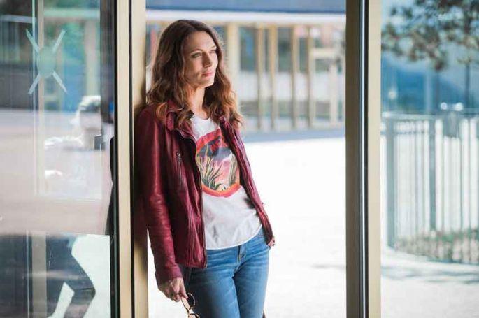 """Natacha Lindinger parle de la saison 3 de """"Sam"""" diffusée sur TF1 à partir du 28 janvier"""