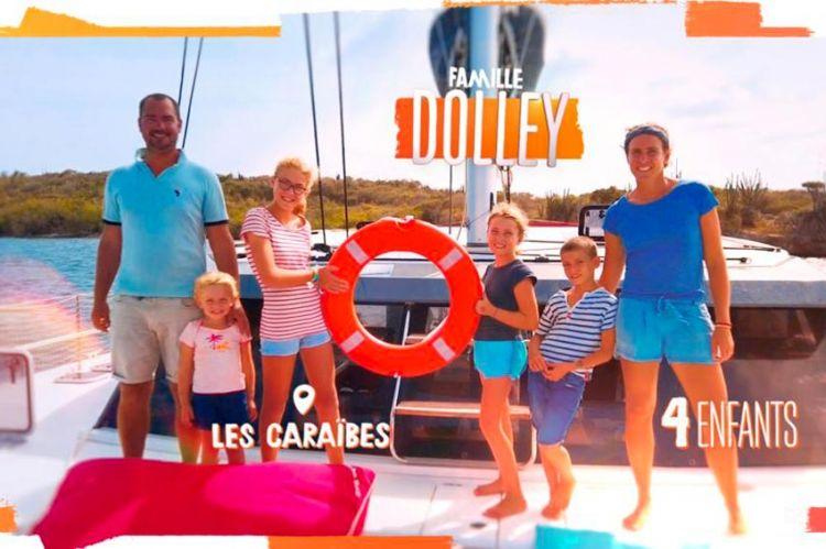 """""""Familles nombreuses : la vie au soleil"""" : découvrez la famille Dolley dès le 16 août sur TF1"""