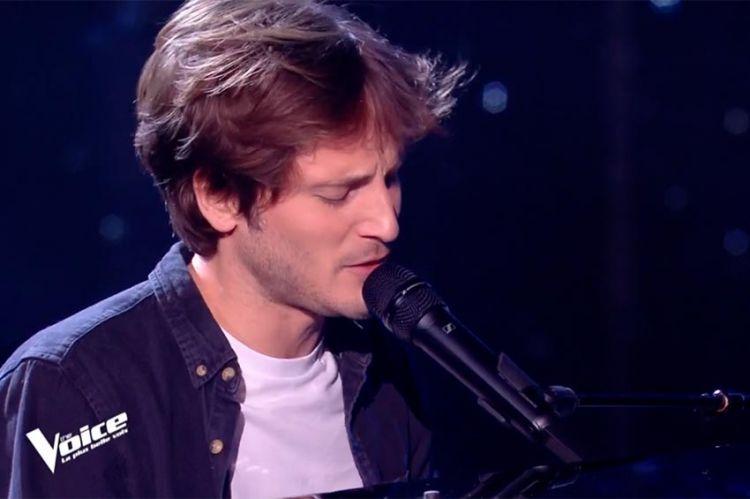 """Replay """"The Voice"""" : Pierre chante « Mon fils ma bataille » de Daniel Balavoine (vidéo)"""