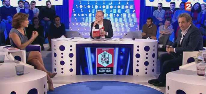 Replay on n 39 est pas couch samedi 11 mars les vid os des interviews - Replay on n est pas couche france 2 ...