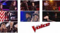 """Replay """"The Voice"""" samedi 7 avril : voici les 7 duels de la soirée (vidéo)"""