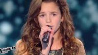"Replay ""The Voice Kids"" : Justine chante « Castle in the Snow » de The Avener (vidéo)"