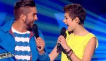 "Replay ""The Voice"" : Elodie et Kendji chantent « Papaoutai » de Stromae (vidéo)"