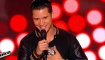 "Replay ""The Voice"" : Andrew interprète « Titanium » de David Guetta & Sia (vidéo)"