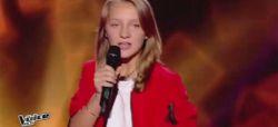 "Replay ""The Voice Kids"" : Morgane chante « Raggamuffin »  de Selah Sue (vidéo)"