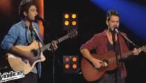 "Replay ""The Voice"" : regardez Fréro Delavega qui interprète « Caroline » de MC Solaar (vidéo)"