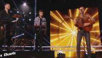 """Replay """"The Voice"""" : duel Kriill / Abel Marta « Alors on danse » (vidéo)"""