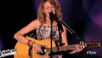 "Replay ""The Voice"" : regardez Cloé qui interprète « Toxic » de Britney Spears (vidéo)"