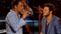 """Replay """"The Voice"""" : Yannick Noah & Amir chantent « La voix des sages » en finale (vidéo)"""