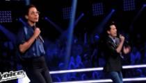 """Replay """"The Voice"""" : la battle La Petite Shadé / Rich Ly sur « Burn » de Ellie Goulding (vidéo)"""