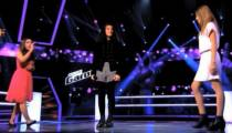 """TF1 dévoile l'extrait d'une battle de """"The Voice Kids"""" avec Virginia, Naya et Victoria (vidéo)"""