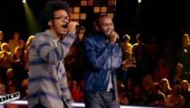"""Replay """"The Voice"""" : La Battle Alvy Zamé / Julien sur « Rythm is Love » de Keziah Jones (vidéo)"""