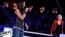Replay The Voice : la battle Sarah / Ginie Line sur « Come Back To Me » d'Hollysiz (vidéo)