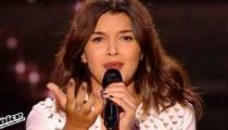"""Replay """"The Voice"""" : Sirine chante « Comme toi » de Jean-Jacques Goldman (vidéo)"""