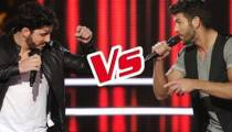 """Replay """"The Voice"""" : La Battle Réphaël / Marc Hatem « Sex on Fire » de Kings of Leon (vidéo)"""