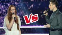 "Replay ""The Voice"" : La Battle Grannhild / Dana « Wonderful Life » de Black (vidéo)"