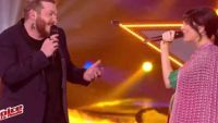 "Replay ""The Voice"" : Nicola Cavallaro & Nolwenn Leroy « As » de George Michael (vidéo)"