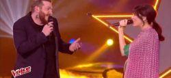 "Replay ""The Voice"" : Nicola Cavallaro & Nolwenn Leroy « As » de George Michael (vidéo)"