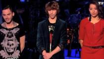 """Replay """"The Voice"""" : regardez l'épreuve ultime de Maximilien / Mélissa Maugran et Flo (vidéo)"""