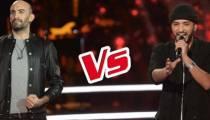 """Replay """"The Voice"""" : La Battle Slimane/ François Micheletto « Show Must Go On » de Queen (vidéo)"""