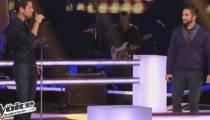 """Replay """"The Voice"""" : la battle Youness / Kendji sur « Tous les mêmes » de Stromae (vidéo)"""