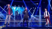 "Replay ""The Voice Kids"" : battle Marin, Lou, Evän « Empire State of Mind » Jay Z & Alicia Keys (vidéo)"