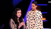 "Replay ""The Voice"" : la battle Caroline / Melissa sur « Wasting my Young Years » de London Grammar (vidéo)"