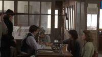 """""""Un Village Français"""" : regardez les images du dernier tournage pour France 3 (vidéo)"""