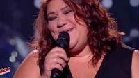 """Replay """"The Voice"""" : Audrey chante « La plus belle pour aller danser » de Sylvie Vartan (vidéo)"""