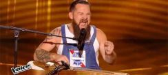 "Replay ""The Voice"" : Will Barber chante « Another Brick In The Wall » des Pink Floyd (vidéo)"