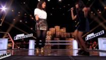 """""""The Voice"""" : TF1 dévoile les 1ères images d'une Battle entre Awa Sy & Fanny Mendes (vidéo)"""