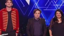 """Replay """"The Voice"""" : l'audition finale d'Assia, Nicolay Sanson et Frédéric Longbois  (vidéo)"""