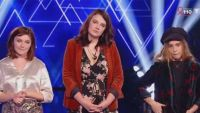 "Replay ""The Voice"" : l'audition finale de Liv Del Estal, Chloé et Leho (vidéo)"