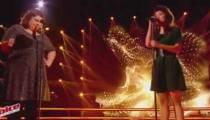 """Replay """"The Voice"""" : Battle Julia Paul / Audrey « Rolling In The Deep » d'Adèle (vidéo)"""