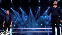 "Replay ""The Voice"" : regardez la battle Teiva / Jérémy Bertini sur « Vivo Per Lei » d'Andrea Bocelli (vidéo)"