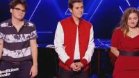 "Replay ""The Voice"" : l'audition finale de Raffi Arto, Renata & Morgane (vidéo)"