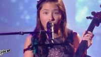 "Replay ""The Voice Kids"" : Leelou chante « If I ain't got you » en finale (vidéo)"