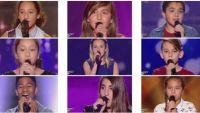 """Replay """"The Voice Kids"""" samedi 9 septembre : voici les 9 derniers talents sélectionnés (vidéo)"""