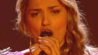 "Replay ""The Voice"" : Yasmine Ammari « Too good at goodbyes » de Sam Smith (vidéo)"