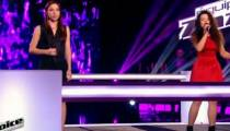"""Replay """"The Voice"""" : La Battle Léah / M'aile sur « Nothing Compares To You » de Sinead O'Connor (vidéo)"""