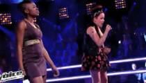 "Replay ""The Voice"" : la battle Ayelya / Manon sur « Wrecking Ball » de Miley Cyrus (vidéo)"