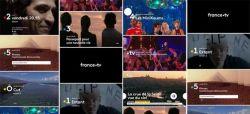Regardez le nouvel habillage des chaînes de France Télévisions (vidéo)
