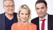 """""""On n'est pas couché"""" : Laurent Ruquier nous présente Vanessa Burggraf (vidéo)"""