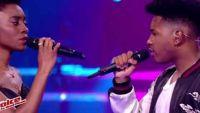 """Replay """"The Voice"""" : Lisandro Cuxi & Ann-Shirley « Without You » de David Guetta feat. Usher (vidéo)"""