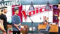 """""""The Voice"""" : Arcadian va chanter du Maître Gims pour le 1er live en direct samedi 23 avril (vidéo)"""