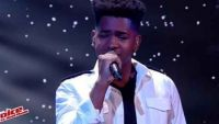 """Replay """"The Voice"""" : Lisandro Cuxi « Si seulement je pouvais lui manquer » de Calogero (vidéo)"""